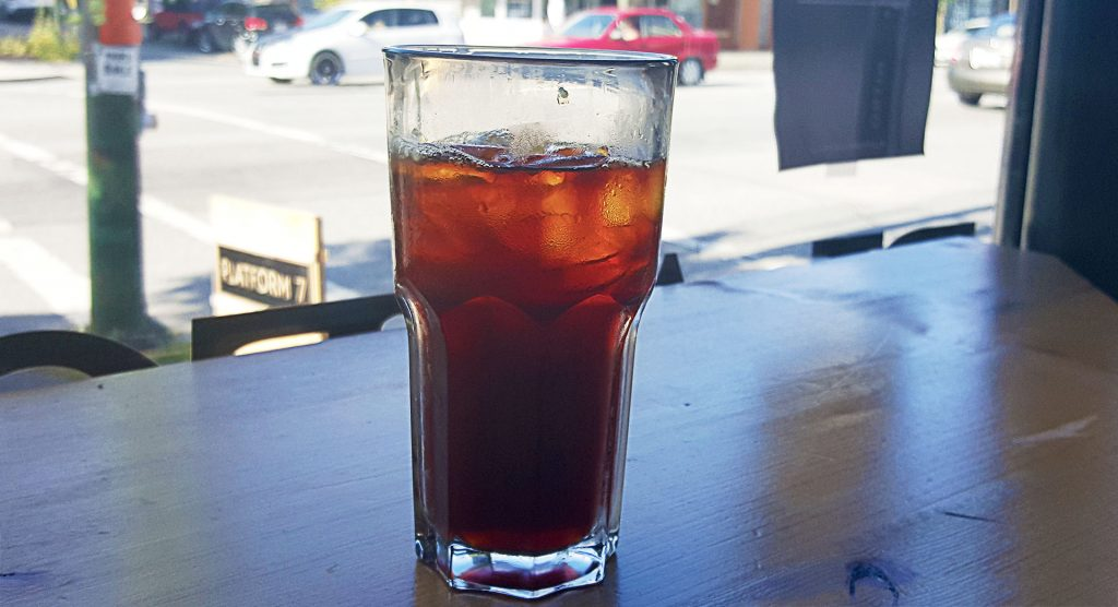 Indonesian Iced Coffee at Platform7 | tryhiddengems.com