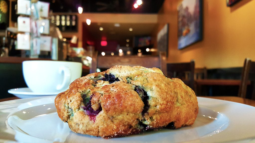 Matcha Latte at Blaq Sheep Cafe | tryhiddengems.com