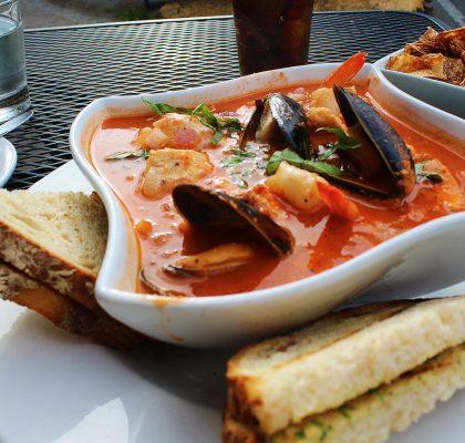 Seafood Cioppiano at The Cabin | tryhiddengems.com