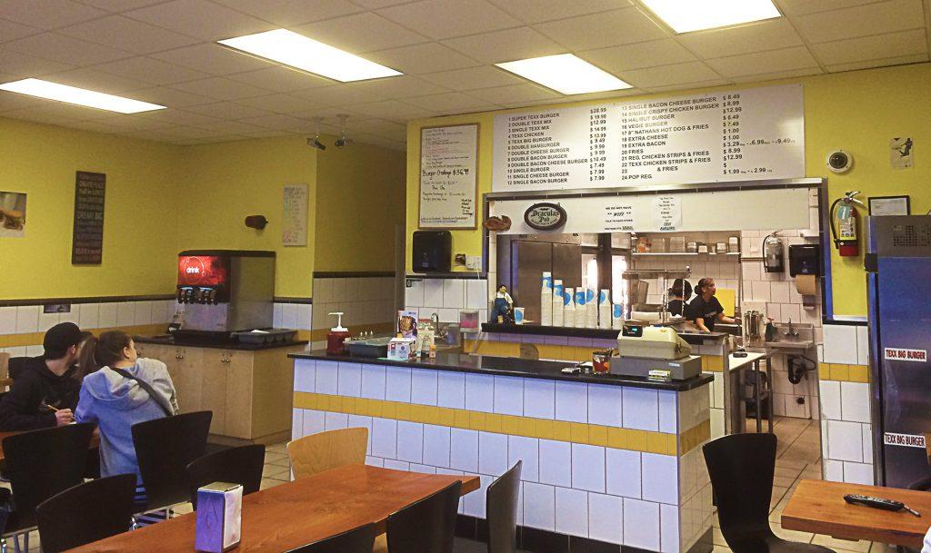 Single Texx Big Burger at Texx Big Burger | tryhiddengems.com