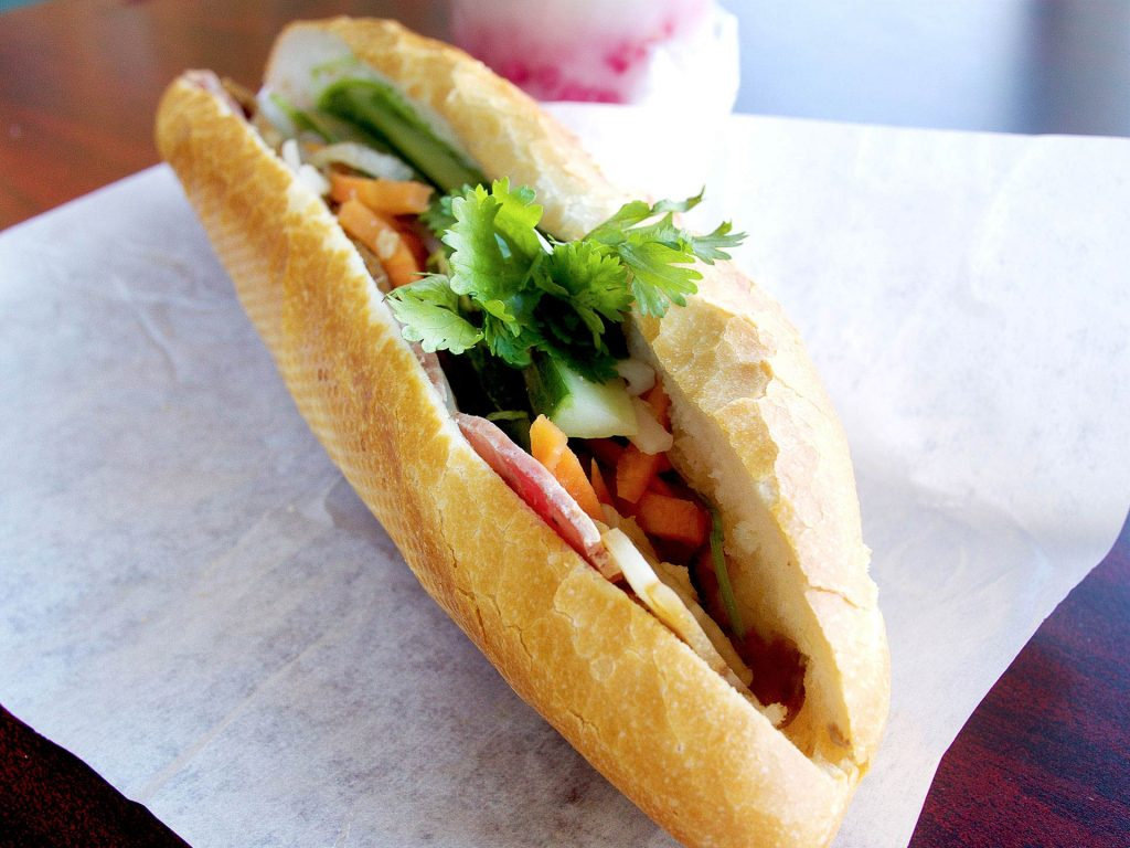 Banh Mi Special at Banh Mi Saigon | tryhiddengems.com