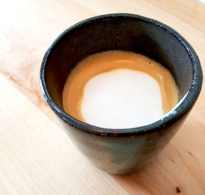 Espresso Macchiato at Liberty Bakery   tryhiddengems.com