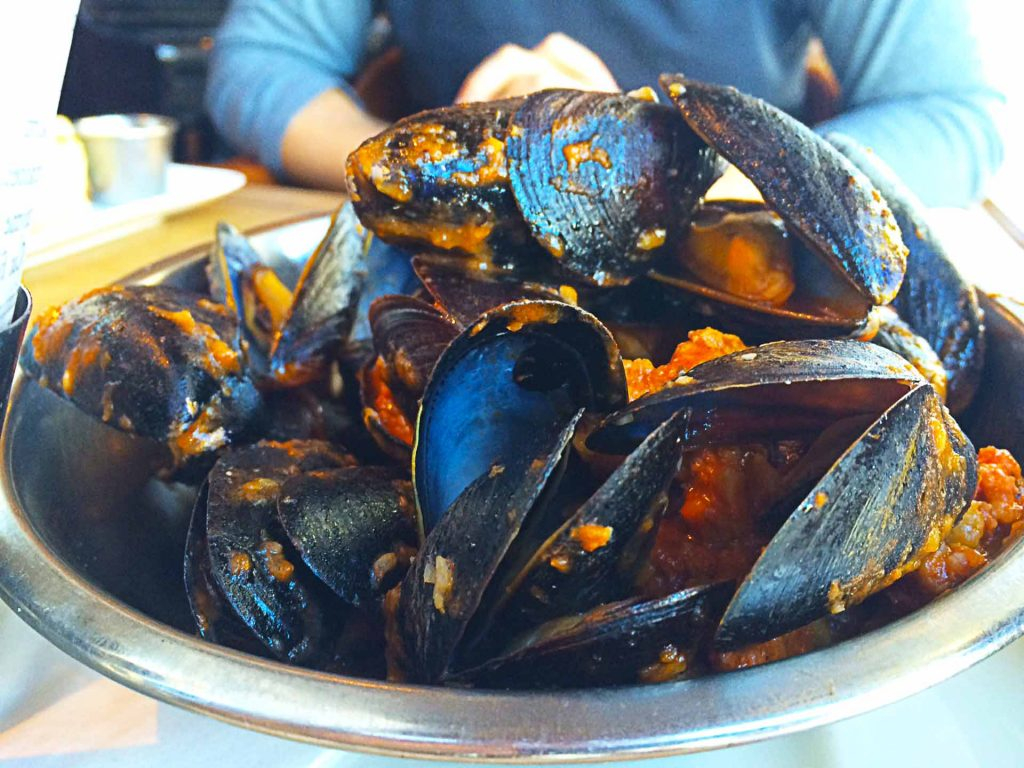 Mussels at The Sandbar | tryhiddengems.com