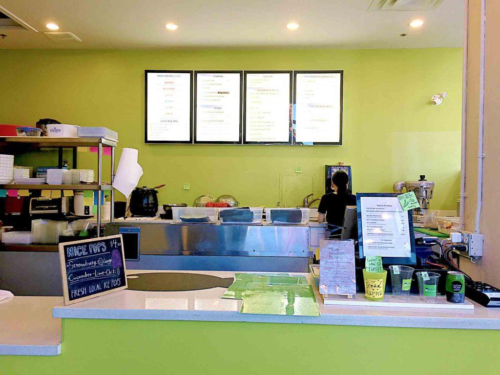 AQUA I Sushi + Juice Bar - Sushi - Juice - Gluten Free - Vancouver