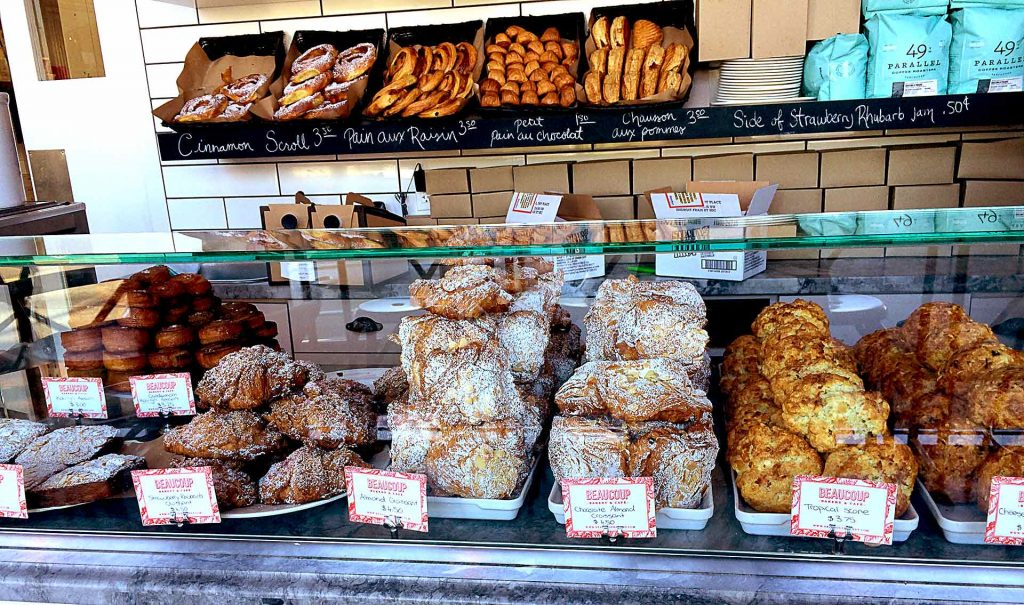 Beaucoup Bakery - Pastry Shop - Vancouver