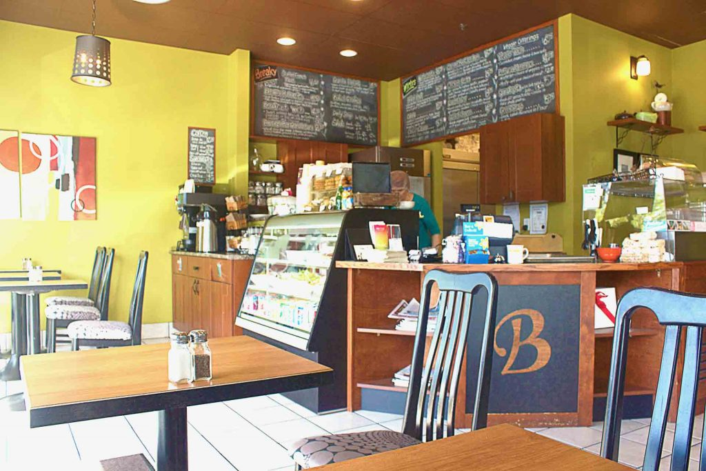Be'wiched Café - Brunch - Surrey - Vancouver