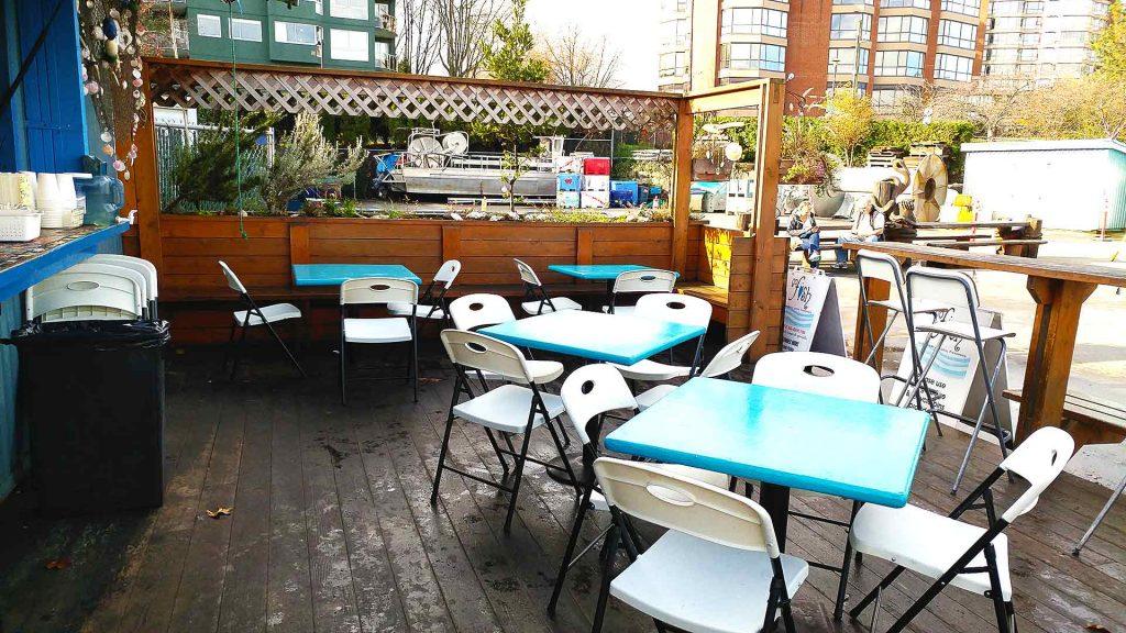 Go Fish Ocean Emporium - Fish and Chips Restaurant - Vancouver