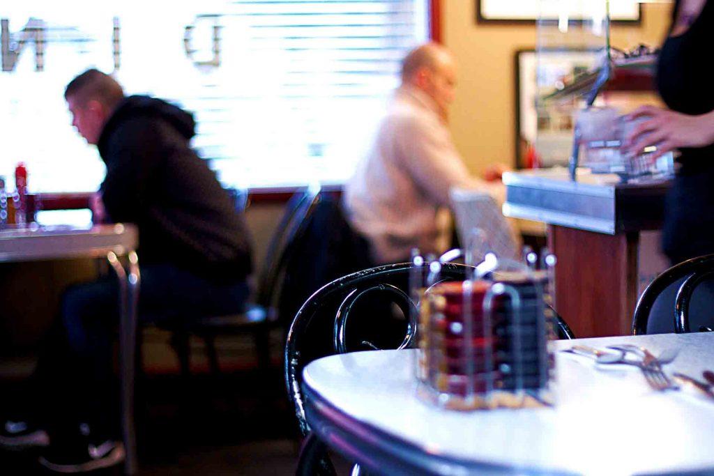 Hilltop Cafe - Diner - Langley - Vancouver