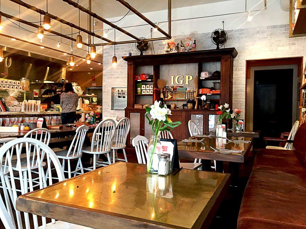 InGrain Pastificio - Italian Fresh Pasta Restaurant - North Vancouver - Vancouver