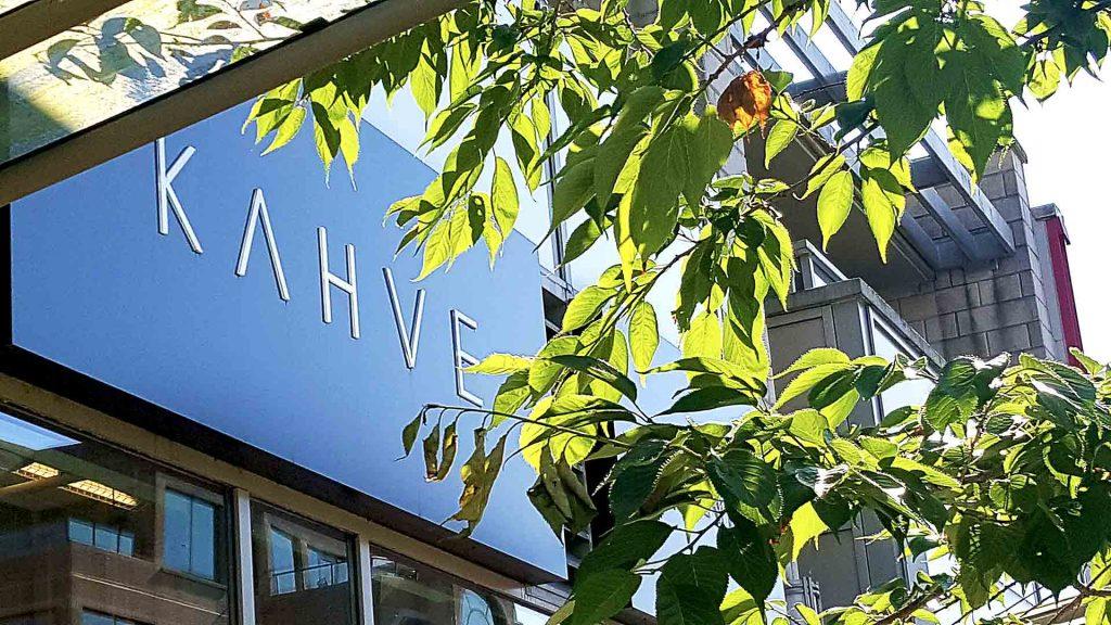 Kahve Cafe - Espresso Coffee Shop - Vancouver