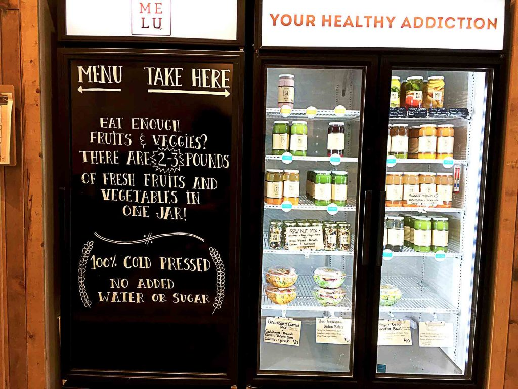Melu Juice and Health Bar - Vegan - Vancouver