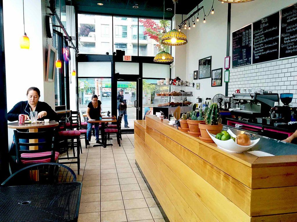 Molli Cafe - Mexican Coffee Shop - Vancouver