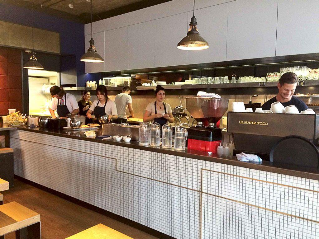 Nero - Belgian Waffle Spot - Vancouver