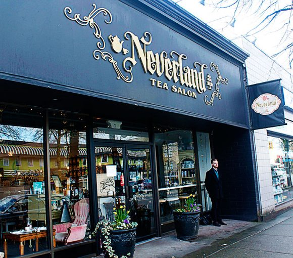 Neverland Tea Salon - Vancouver High Tea
