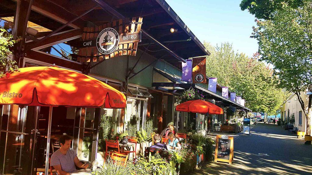 Off the Tracks Espresso Bar and Bistro - Brunch Cafe - Vancouver