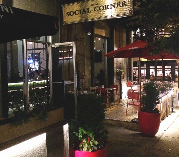 per se Social Corner - Happy Hour Tapa Bar - Downtown Vancouver