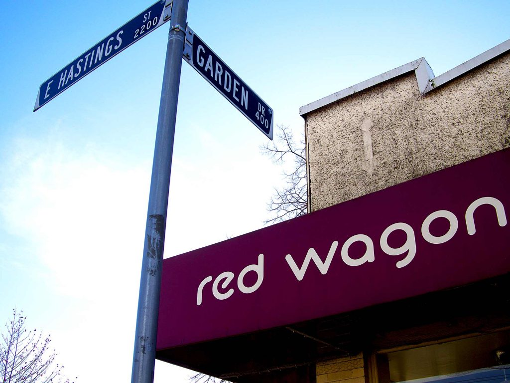 Red Wagon Cafe - All Day Breakfast Diner - Vancouver