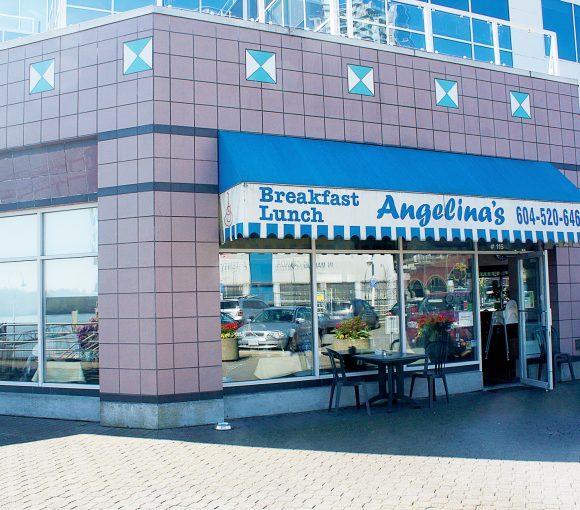 Angelina's Restaurant - Brunch - New Westminster - Vancouver