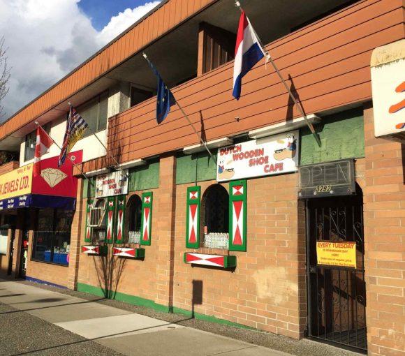 Dutch Wooden Shoe Cafe - Dutch Brunch Cafe - Vancouver