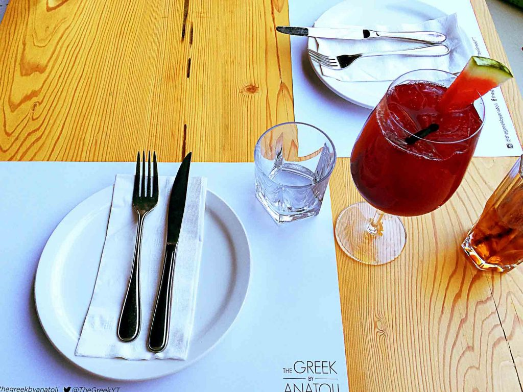 The Greek By Anatoli - Greek - Vancouver