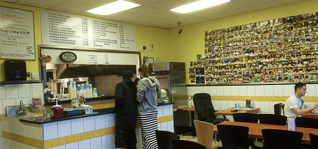 Texx Burger - Burger - Surrey - Vancouver