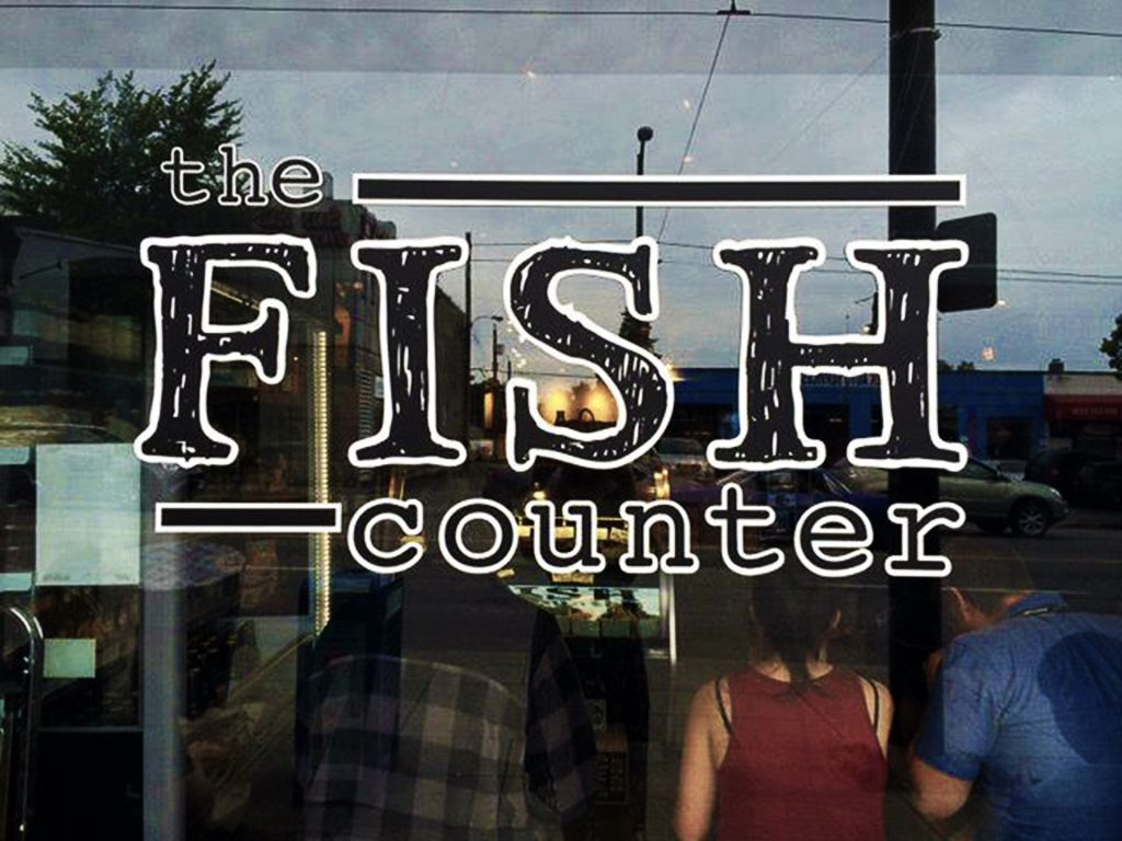 The Fish Counter - Fish and Chips - Vancouver