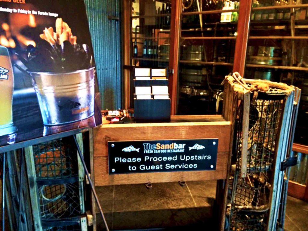 The Sandbar Seafood Restaurant - Sushi - Vancouver