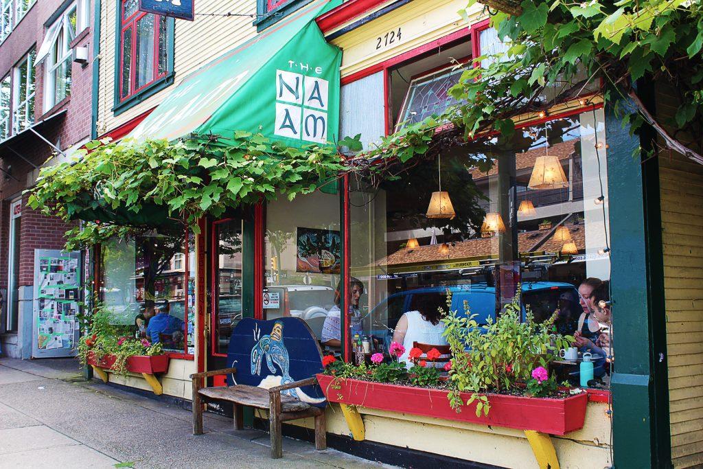 The Naam - Vegetarian - Vancouver