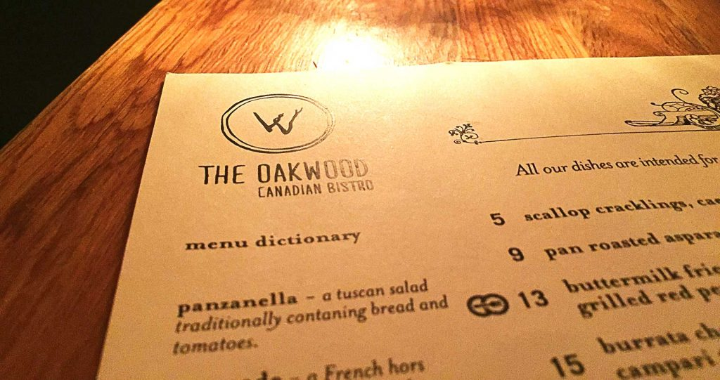 The Oakwood Canadian Bistro - Gastropub - Vancouver