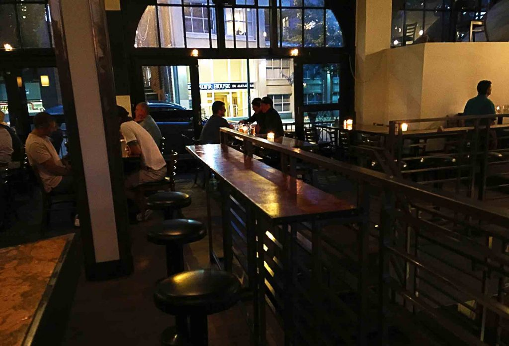 Alibi Room - Craft Beer Restaurant - Gastown - Vancouver