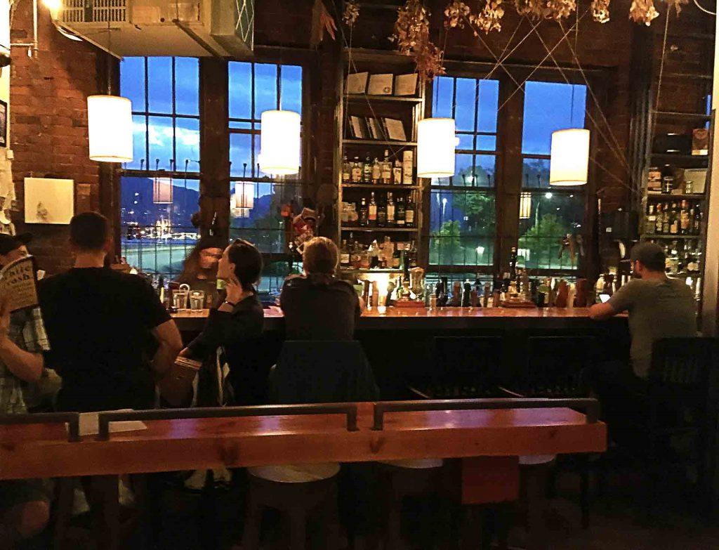 Alibi Room - Craft Beer Restaurant - Gastown - Vancouver