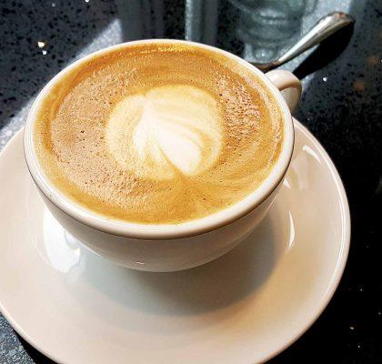 Cappuccino at Incognito Cafe   tryhiddengems.com
