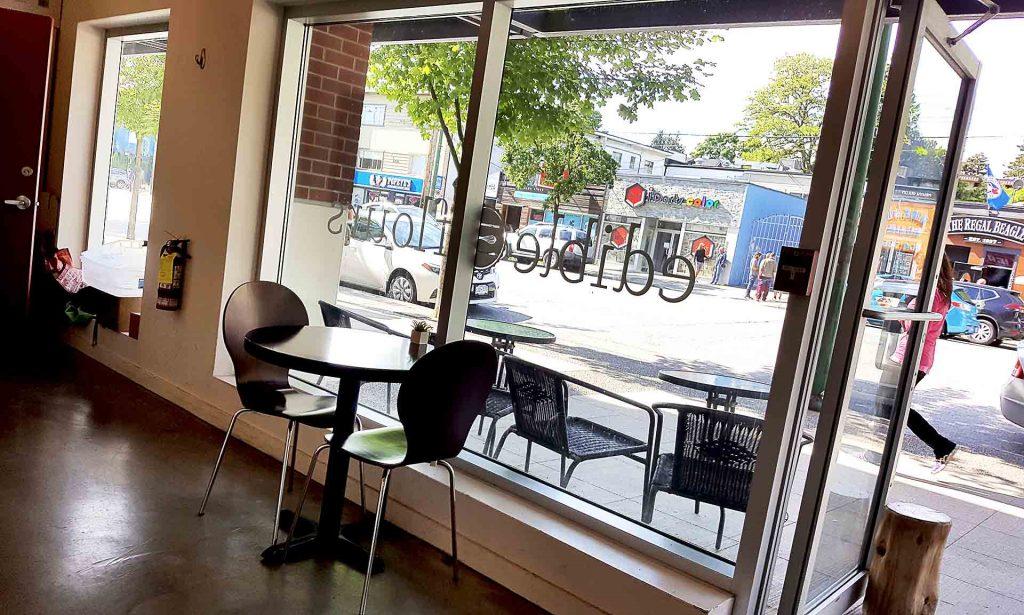 Edible Flour | Vegan Cafe in Vancouver