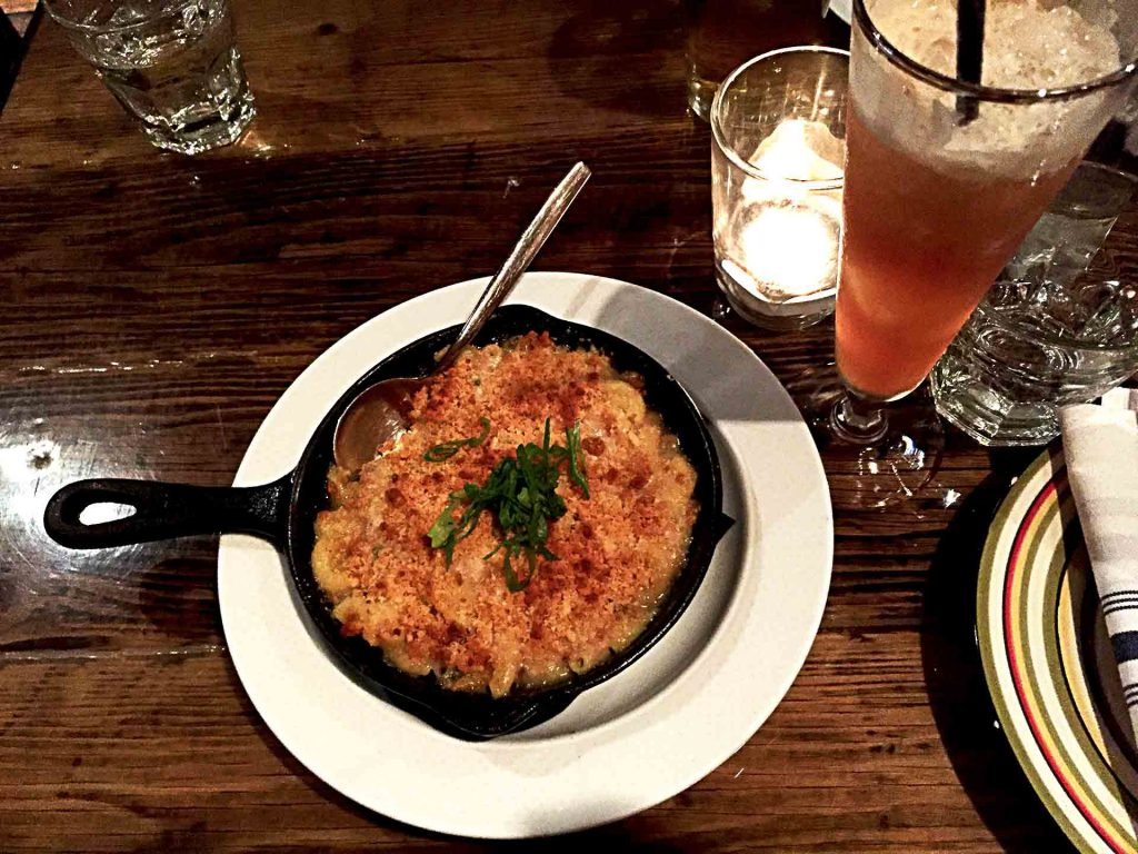 Mac and Cheese at Mamie Taylor's | tryhiddengems.com
