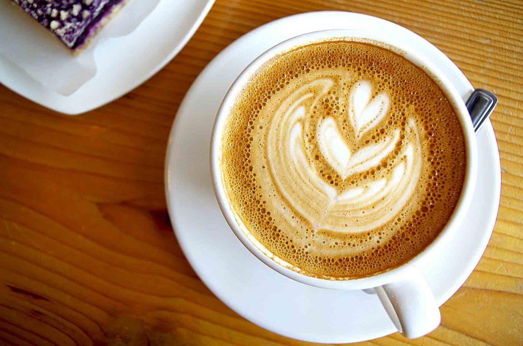 Cappucino at Caritas 9 Coffee Roaster | tryhiddengems.com