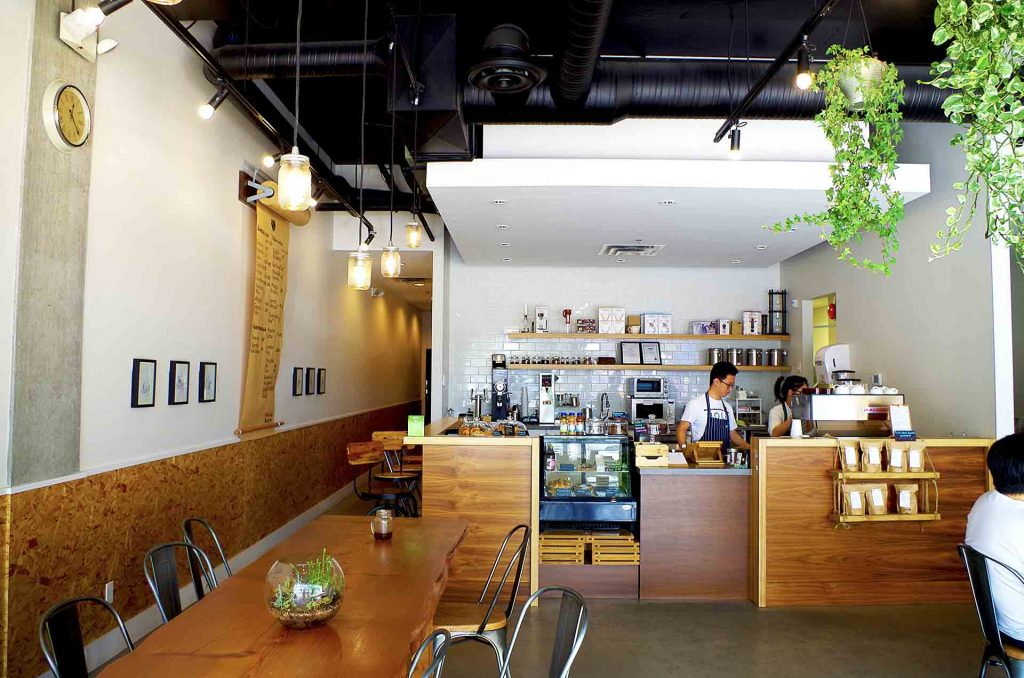 Caritas 9 Coffee Roasters - Canadian Coffee Shop - Burnaby - Vancouver