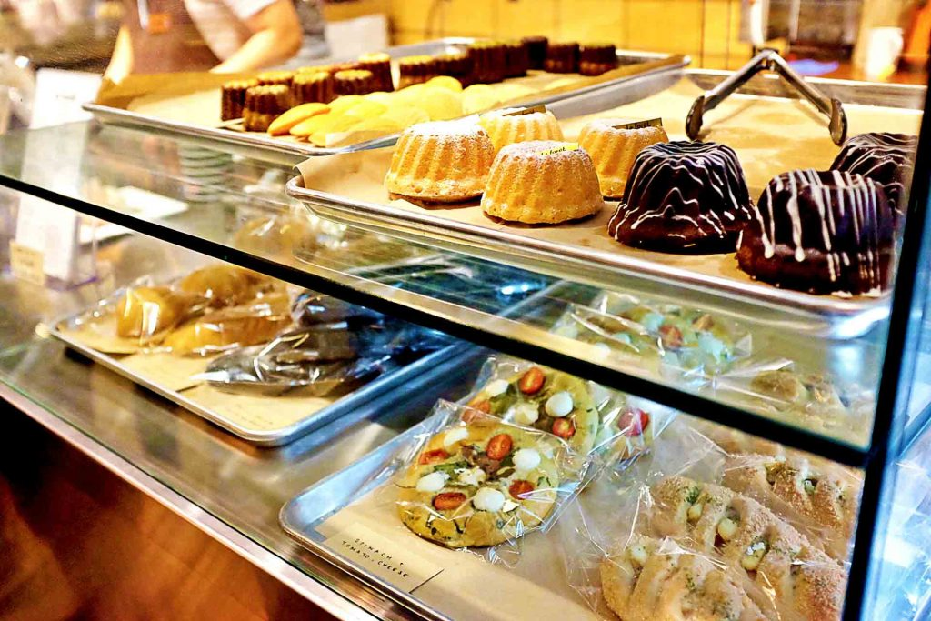 La Foret - Korean Dessert Shop - South Burnaby - Vancouver