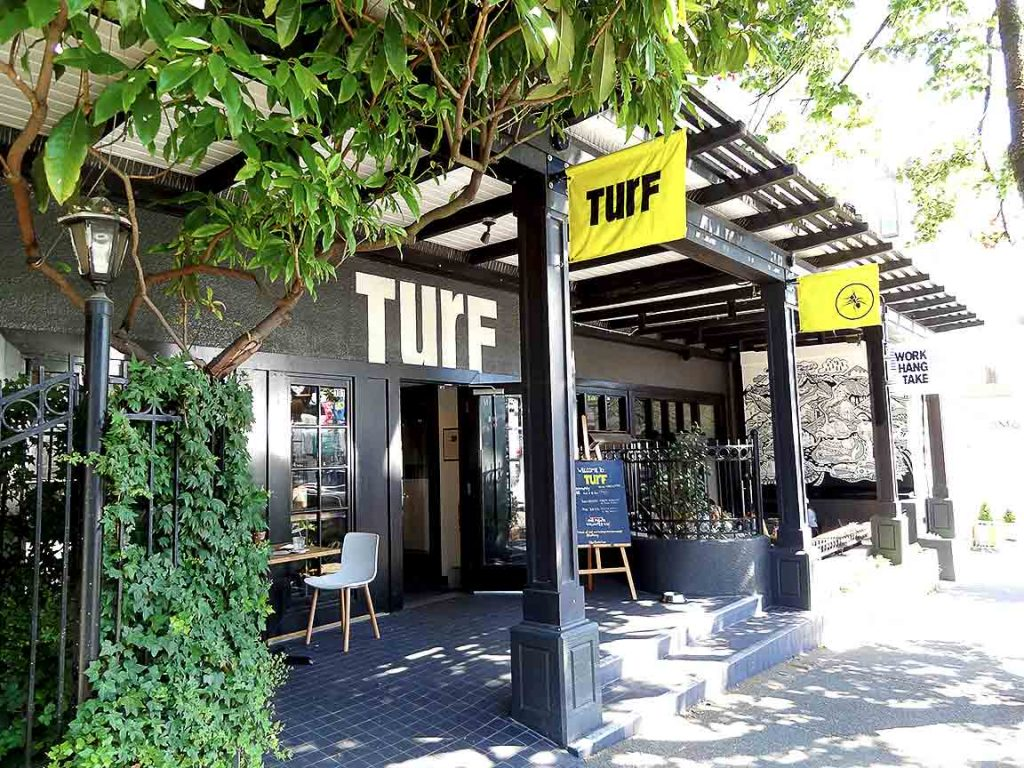 TurF - Healthy Eating Vegan Restaurant - Kitsilano - Vancouver
