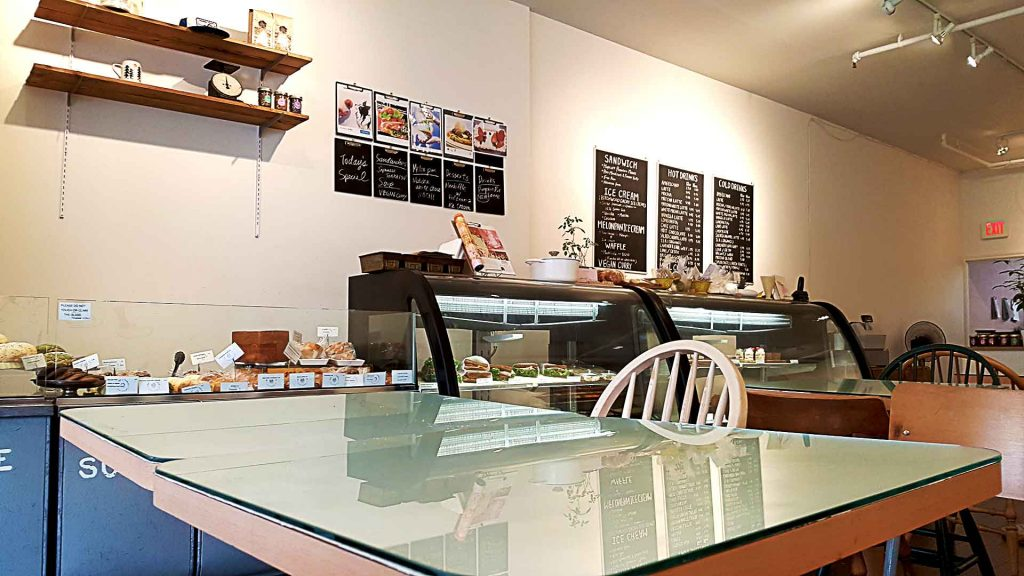 Baker & Table Café - Japanese Coffee Shop - Punjabi Market - Vancouver