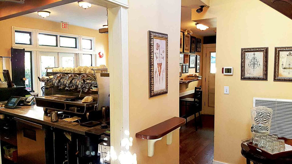 Caffe Cittadella - Vancouver Local Coffee Shop - Fairview - Vancouver