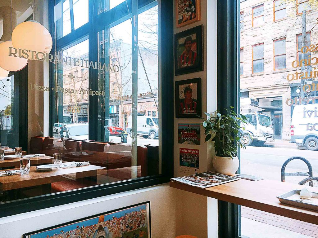 Caffe Di Peppe - Italian Coffee Shop - Gastown - Vancouver