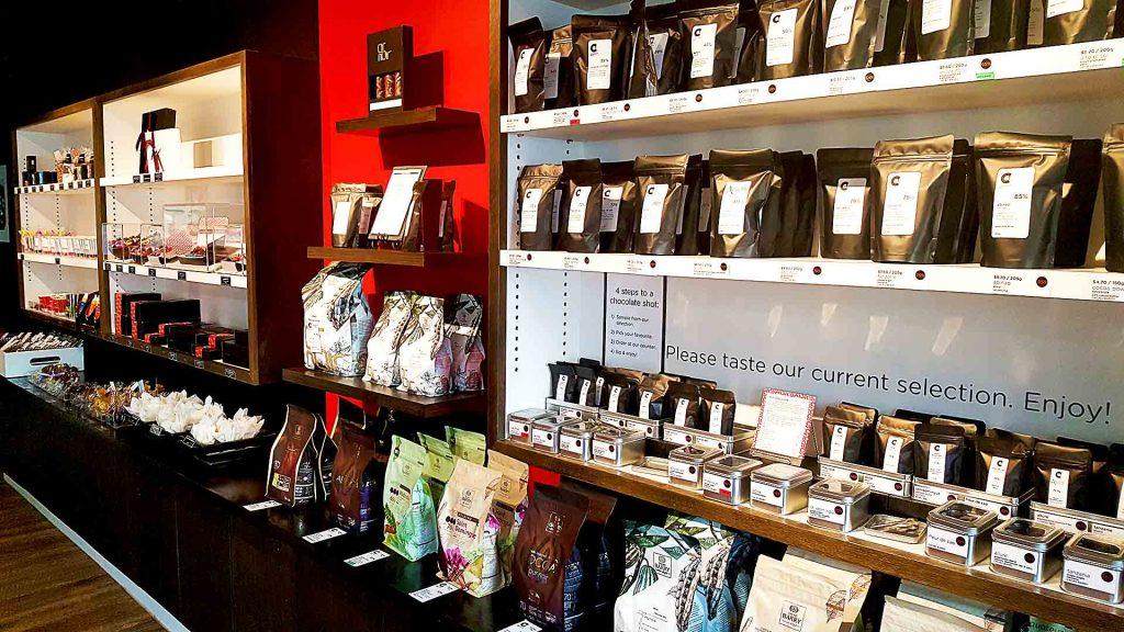 Chocolate Arts - Dessert Shop - Fairview - Vancouver