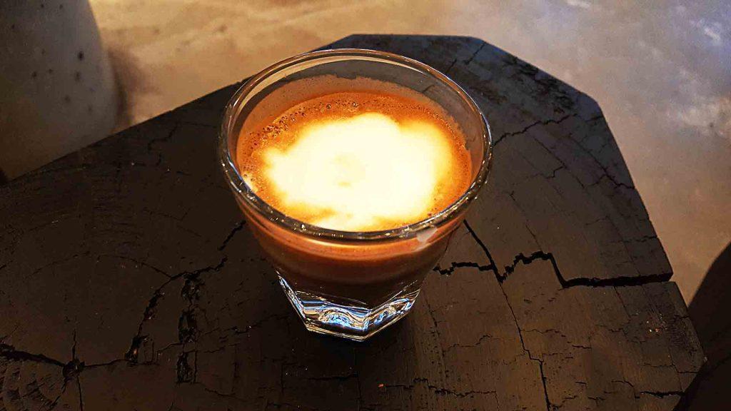 Espresso Macchiato at PortoCafe | tryhiddengems.com