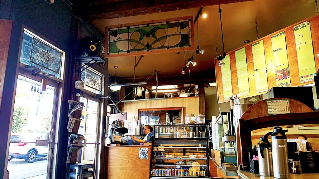Grounds for Coffee - Canadian Cafe - Point Grey - Vancouver
