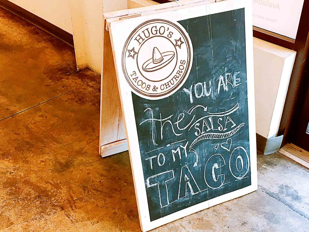 Hugo's Tacos and Churros - Mexican Fast Food Restaurant - RIchmond - Vancouver