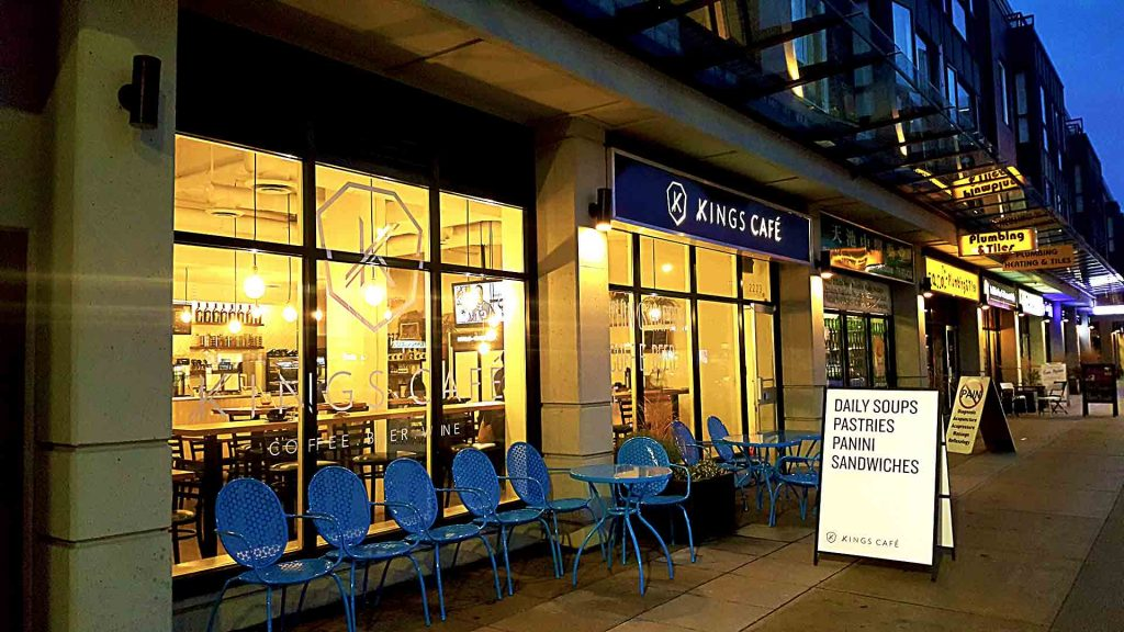 King's Cafe - Vancouver Local Coffee Shop - Kensington - Vancouver