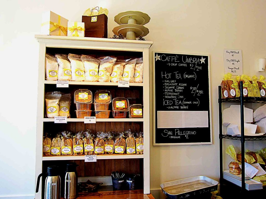 Lemonade Gluten Free Bakery - French Bakery Shop - South Cambie - Vancouver