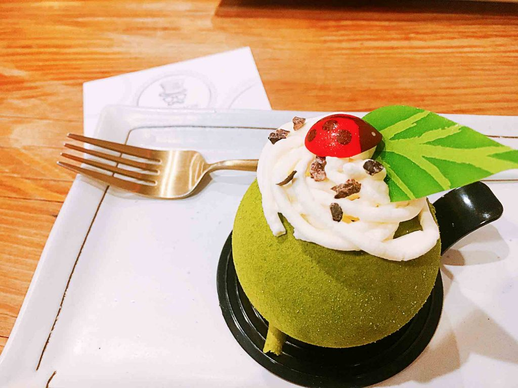 Matcha Matcha at Mr. Mustache | tryhiddengems.com