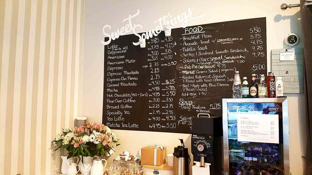 Sweet Somethings - Vancouver Local Coffee Shop - Dunbar - Vancouver