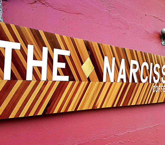The Narcissus - Vancouver Local Coffee Shop - Downtown Eastside - Vancouver